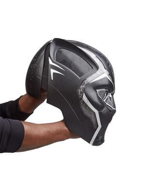 Helm elektronik Black Panther (Replika Resmi)