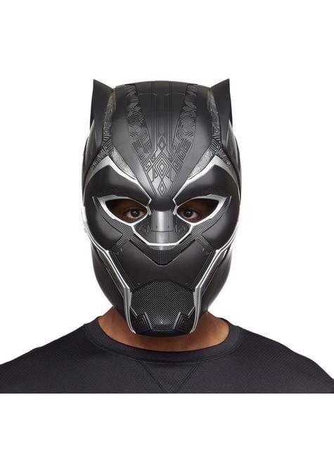 Casco Black Panther Electrónico (Réplica Oficial) - barato