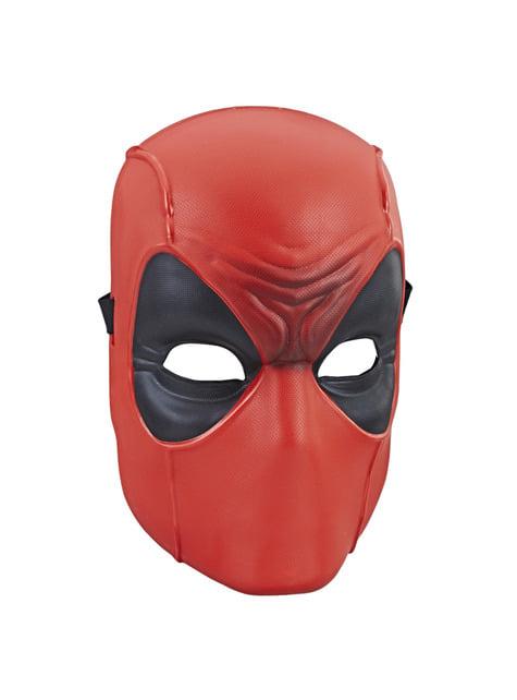 Maska Deadpoola dla dorosłych (Marvel)