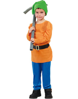 Snow White Dwarf Costume for Boys