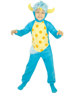 Strój potwór dla dzieci