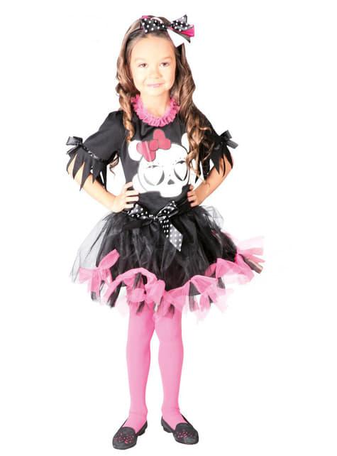 Skull Costume for Children