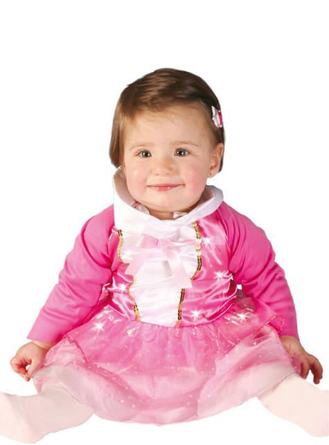 Μικρή κοστούμι πριγκίπισσας για μωρά