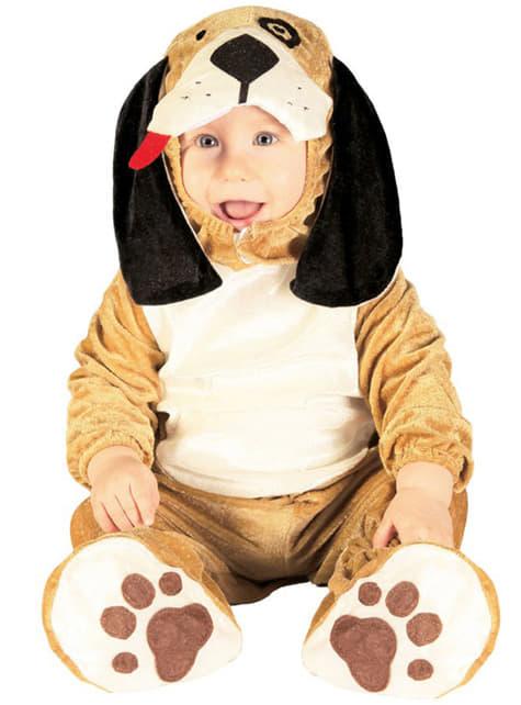 Hond kostuum voor baby