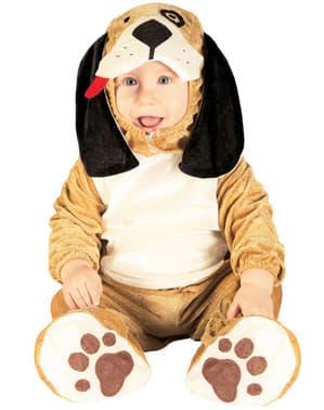 赤ちゃんのための子犬コスチューム