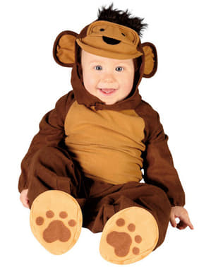 Little monkey Costume for Babies