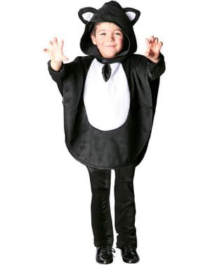 Katte kostume til små børn
