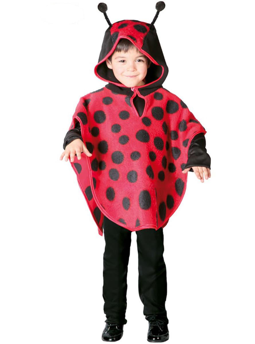 Disfraz de mariquita infantil funidelia - Disfraz de mariquita bebe ...