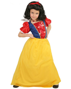 Princess of the Forest Costume for Children