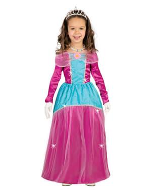 Costum de prințesă pentru fată