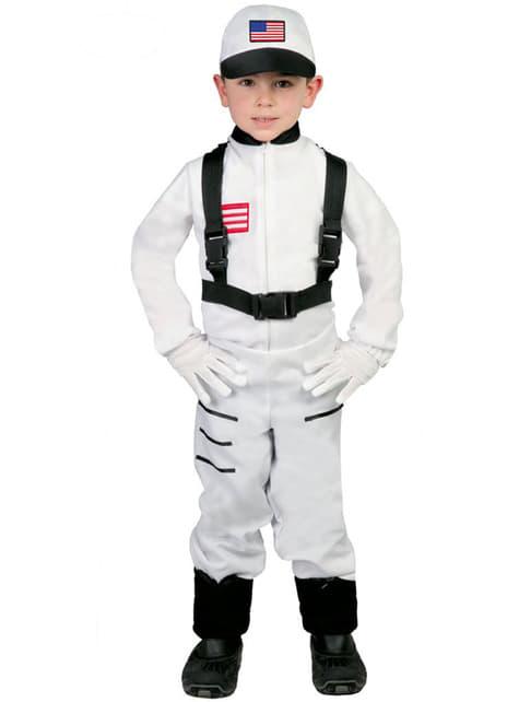 Űrhajós jelmez gyerekeknek