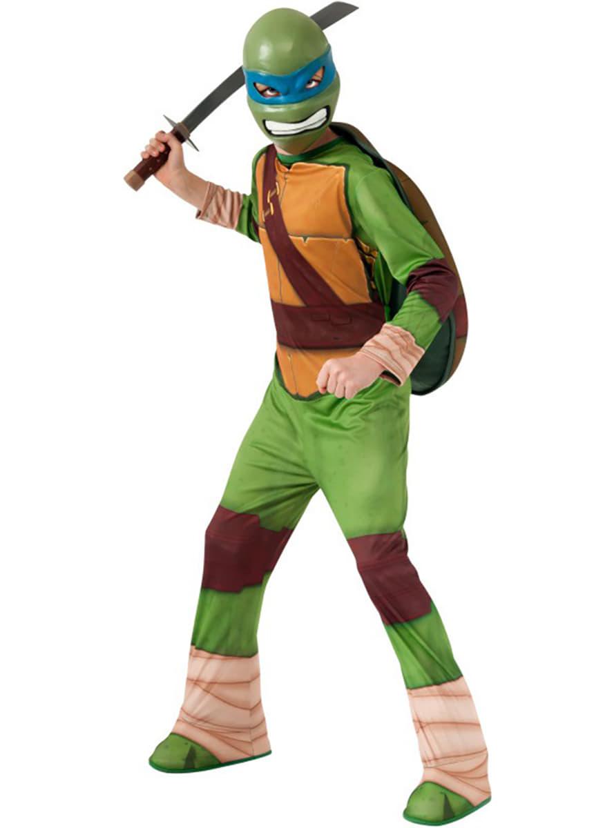 D guisement de leonardo des tortues ninja classique les plus amusants funidelia - Leonardo tortues ninja ...
