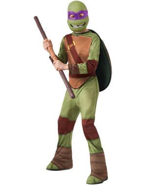 Klassinen Donatello Teini-ikäiset mutanttininjakilpikonnat -asu aikuisille