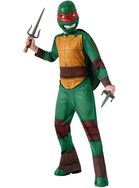 Disfraz de Ralph de las Tortugas Ninja classic
