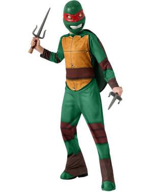 Costume di Raffaello delle Tartarughe Ninja classic