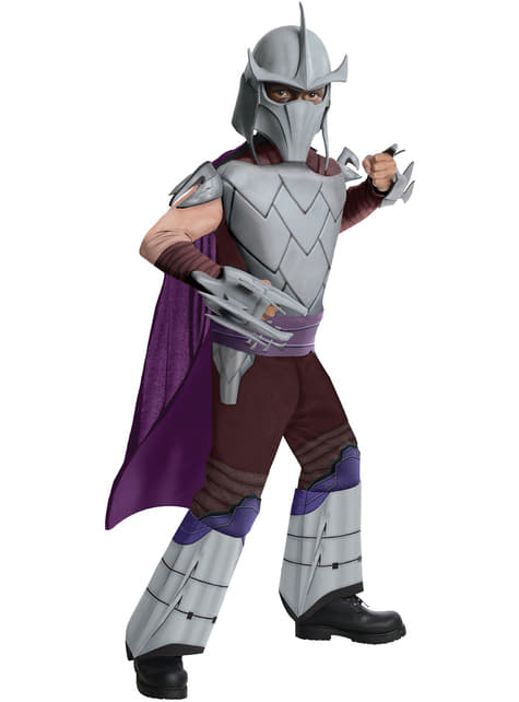 Shredder Ninja Turtles Odrasli Kostim