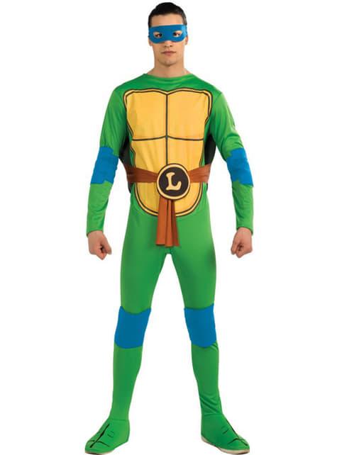 Κοστούμια ενηλίκων για χελώνες Ninja