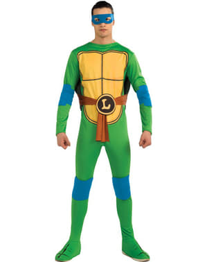 Ninja Turtles ליאו למבוגרים תלבושות