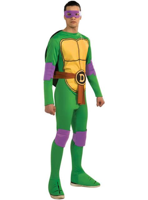 Ninja χελώνες Donnie ενδυμασία για ενήλικες