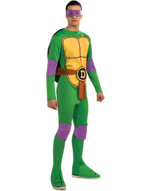 Fato de Donatello Tartarugas Ninja classic