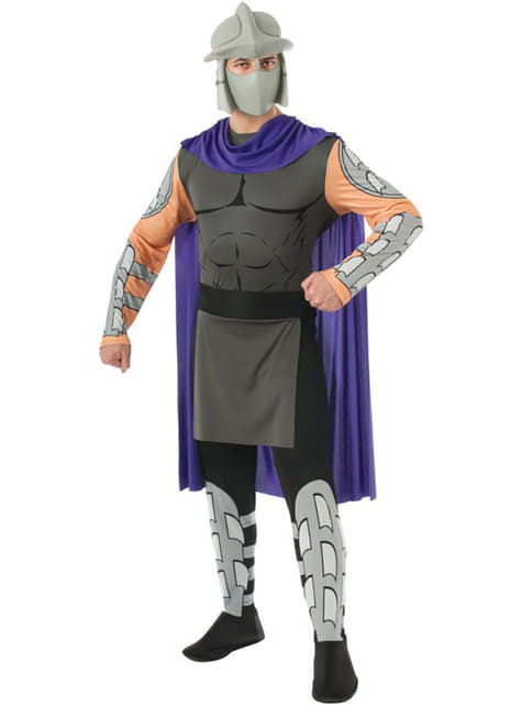 Ninja Turtles Shredder kostume classic