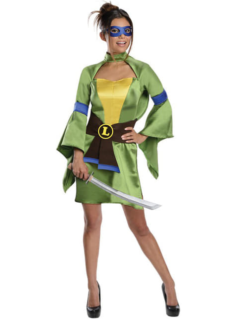 Ninja Turtles Sexy Leo Adult Costume