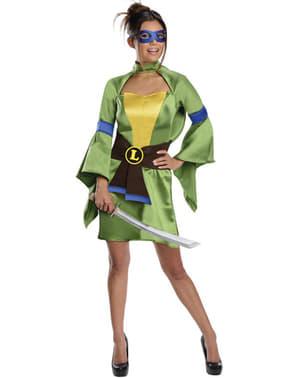 Ninja Turtles סקסי ליאו למבוגרים תלבושות