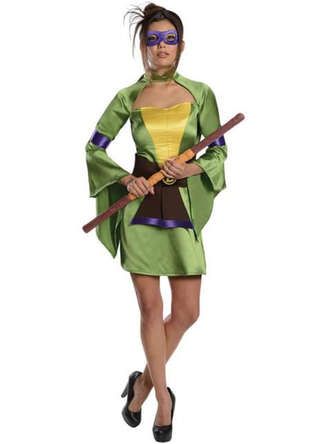 Déguisement de Donatello sexy Tortues Ninja classique