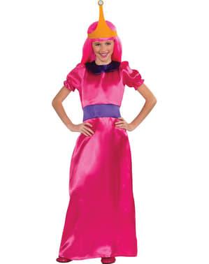 Eventyrtid Prinsesse Sukkermås kostume