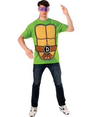 Kit de Tortuga Ninja Donatello para hombre