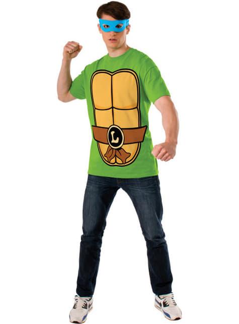 Zestaw Żółwie Ninja Leonardo męski