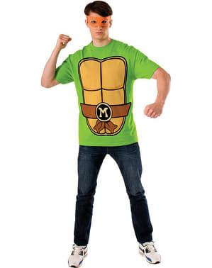 Черепашки ниндзя Микеланджело Комплект взрослого костюма