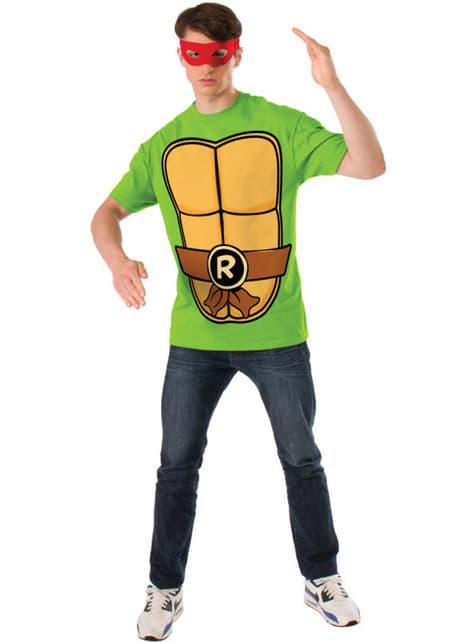 Raphael Ninja Turtles Kostüm für Herren Classic