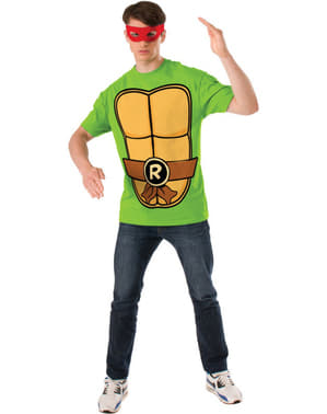Ninja Turtles רפאל למבוגרים תלבושות קיט