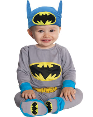 Disfraz de Batman para bebé