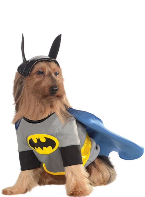 Batman Kostüm Classic für Hunde