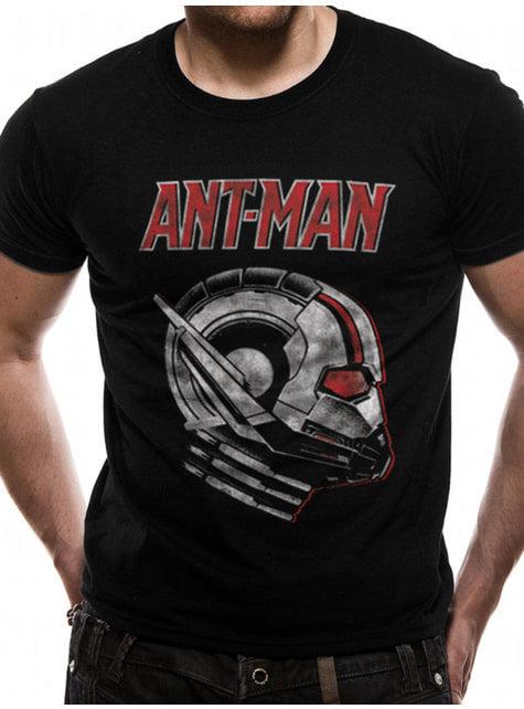 Ant Man Hjelm T-Skjorte til Menn
