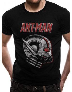 Camiseta Ant Man Casco para hombre