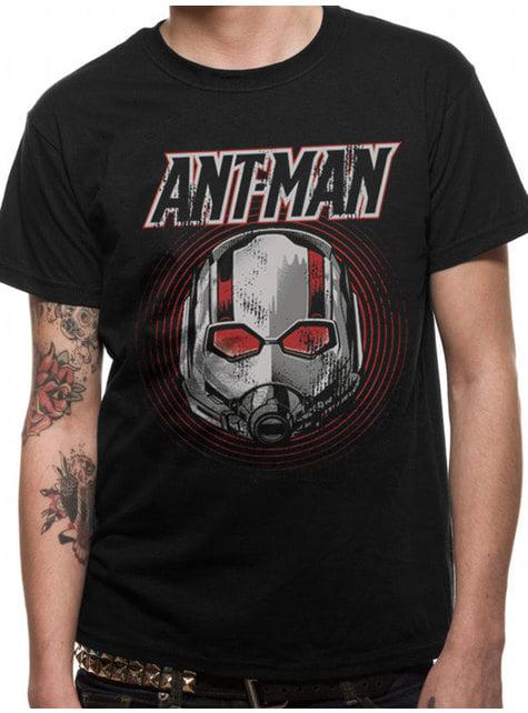 Ant Man Maske T-Skjorte til Menn