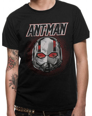 T-shirt Ant Man Masque homme