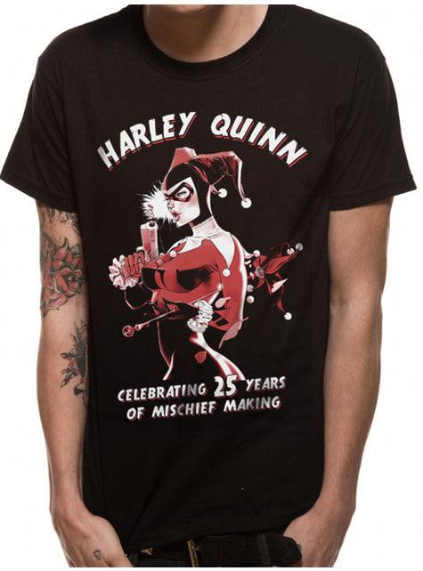T-shirt Harley Quinn Mischief homme
