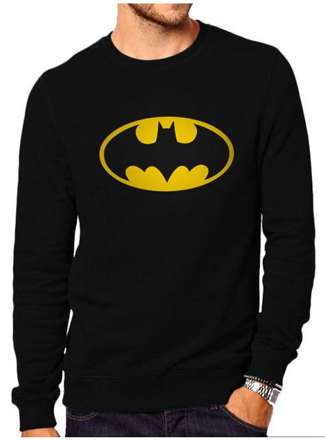Batman Klassisk Logo Genser til Menn – DC Comics