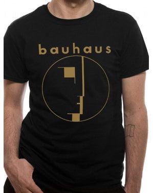 Bauhaus Logo Unisex T-Skjorte til Voksne