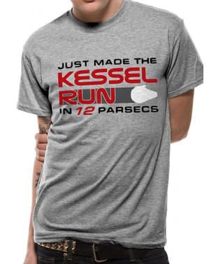 Kessel Run T-paita aikuisille - Solo: A Star Wars Story