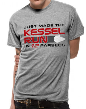 Maglietta Kessel Run para adulto  - Han Solo: A Star Wars Story