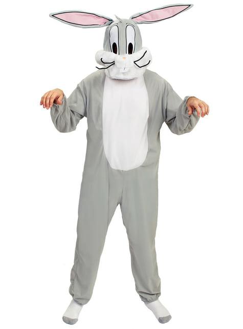Looney Tunes Бъгс Бъни Възрастен костюм