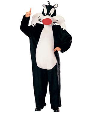 Kostým pro dospělé Sylvester Looney Tunes
