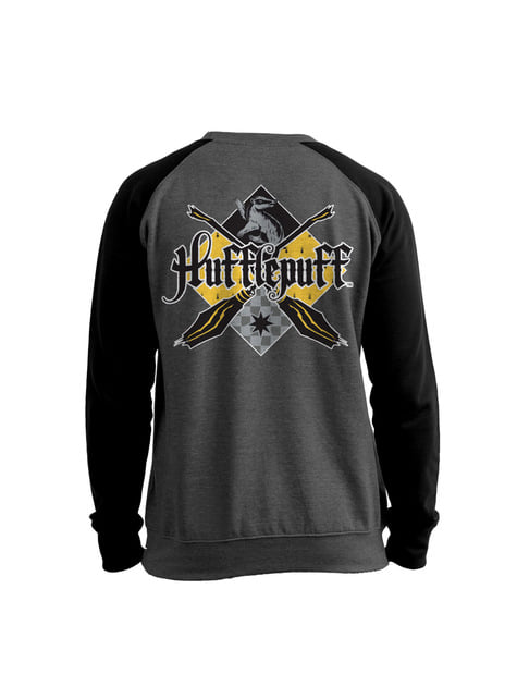 Hufflepuff Sweatshirt for Men - Harry Potter