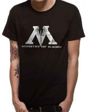 Maglietta Ministero della Magia per adulto - Harry Potter