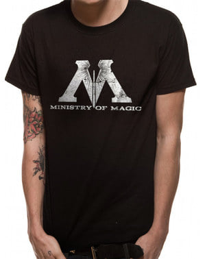 Zaubereiministerium T-Shirt für Erwachsene - Harry Potter